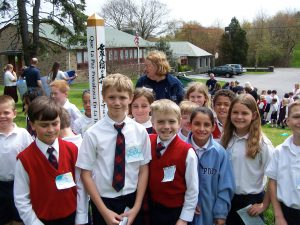 Sisters hold Annual Peace Day Prayer at Cluny School