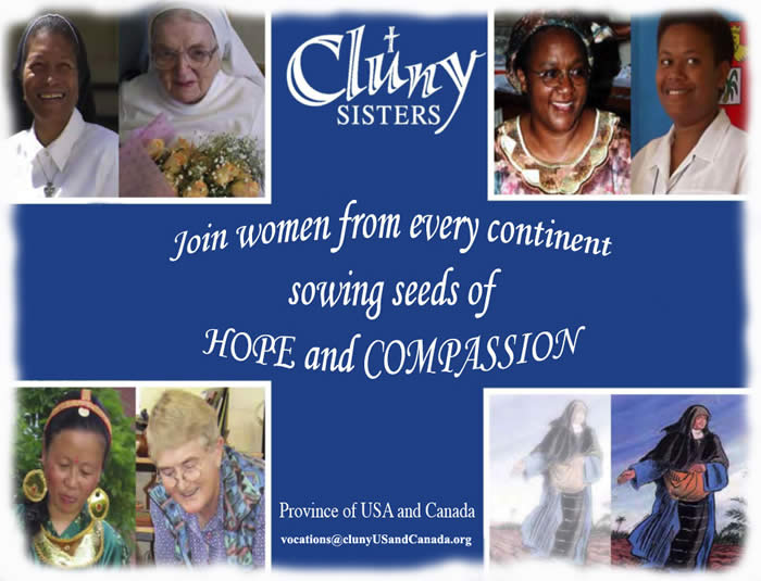 Join women from every continent sowing seeds of Hope and Compassion