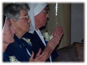 Pray with Us, Cluny Sisters